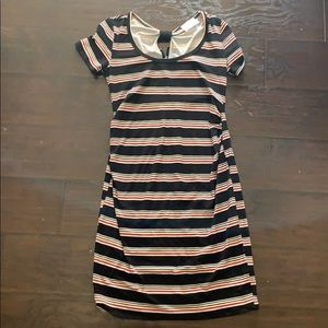 690f6be1f4ae2 French Grey Maternity Dress XS